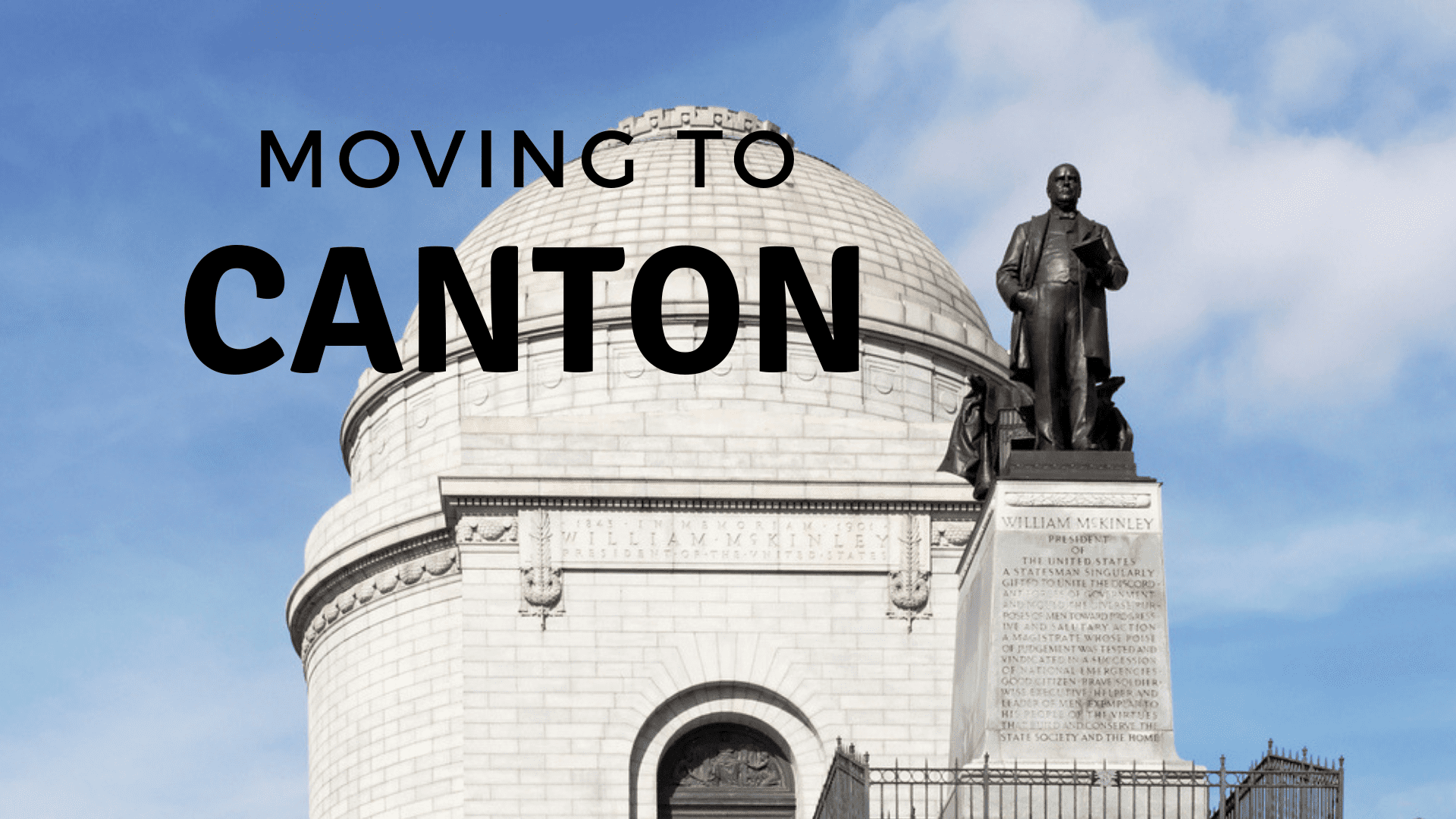 moving to Canton