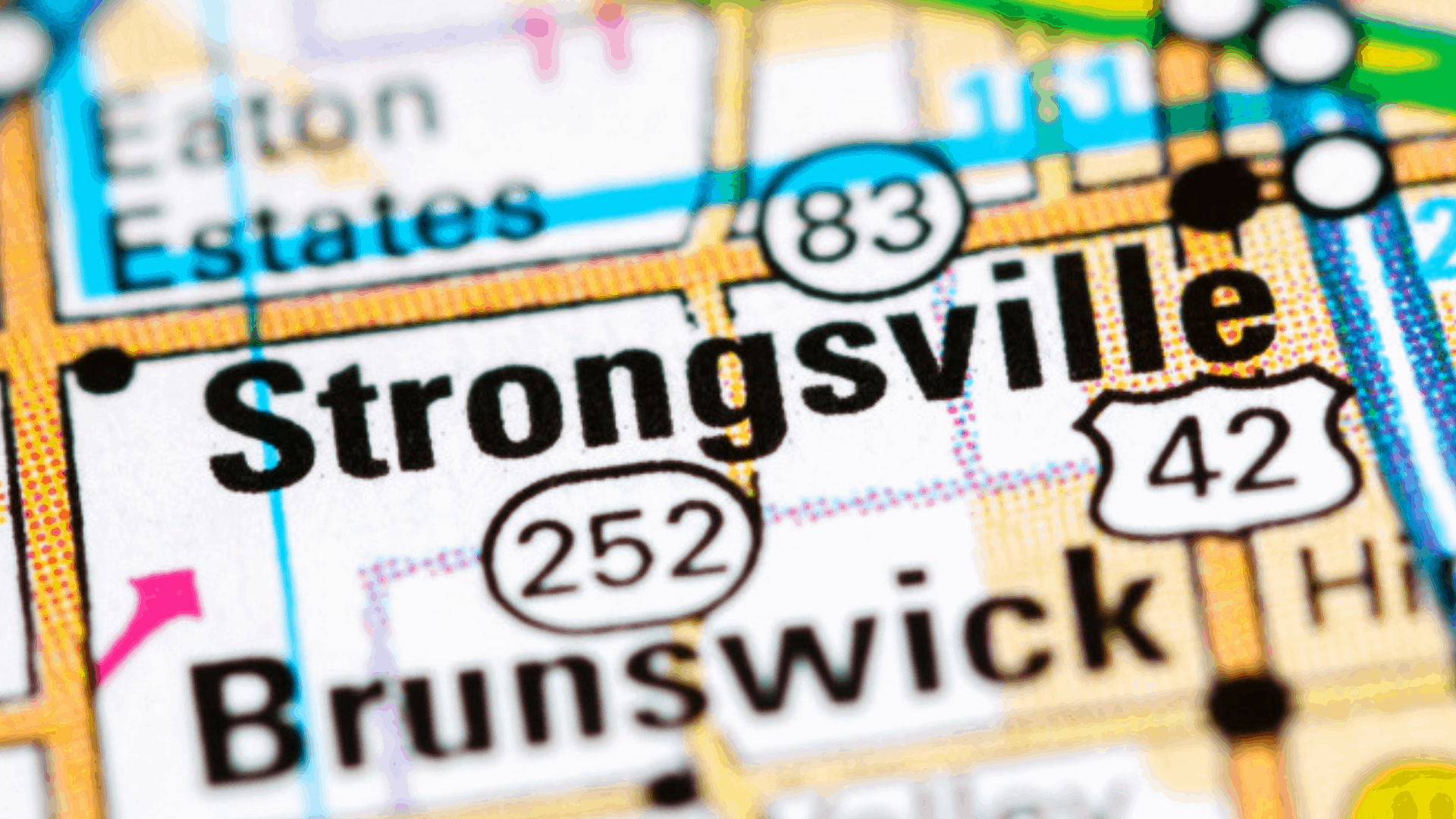 Moving to Strongsville