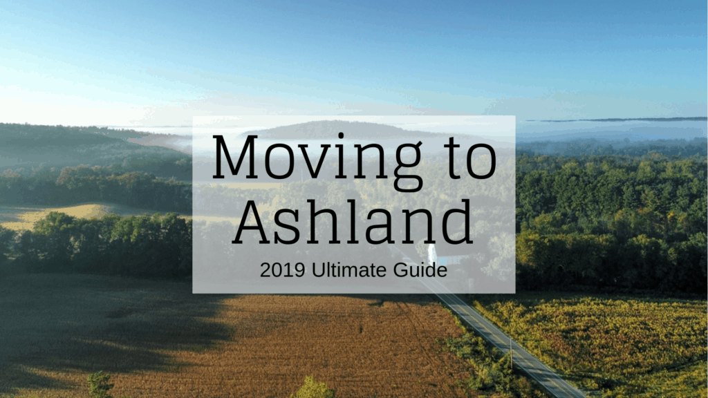 Moving to Ashland - Living in Ashland Ultimate Guide