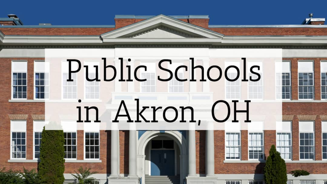 Akron Public Schools | (2019) Complete List With Links