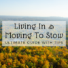 Living In & Moving To Stow, OH | (2019) Ultimate Guide With Tips