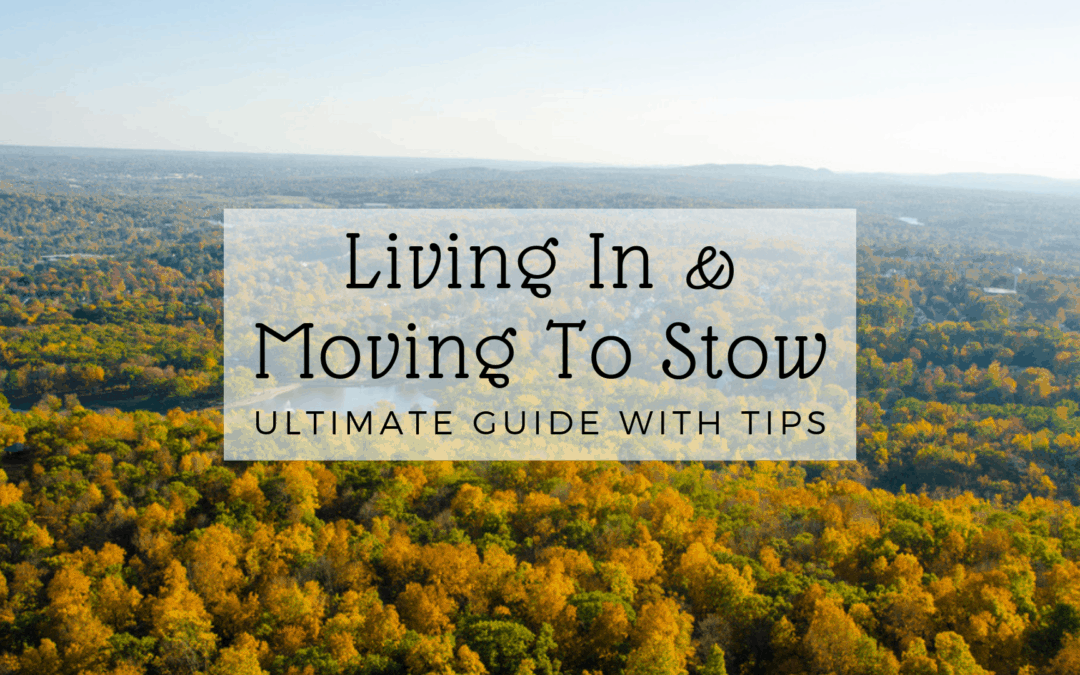 Living In & Moving To Stow, OH   (2019) Ultimate Guide With Tips