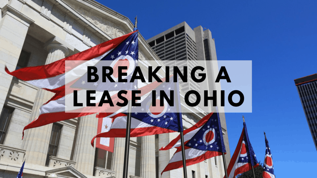 Breaking a Lease in Ohio