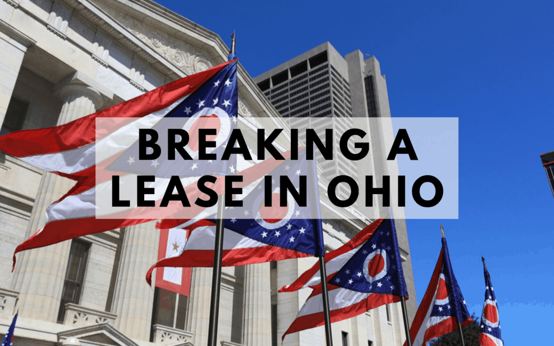 Breaking a Lease in Ohio   (2019) TOP Tips   Krupp Moving