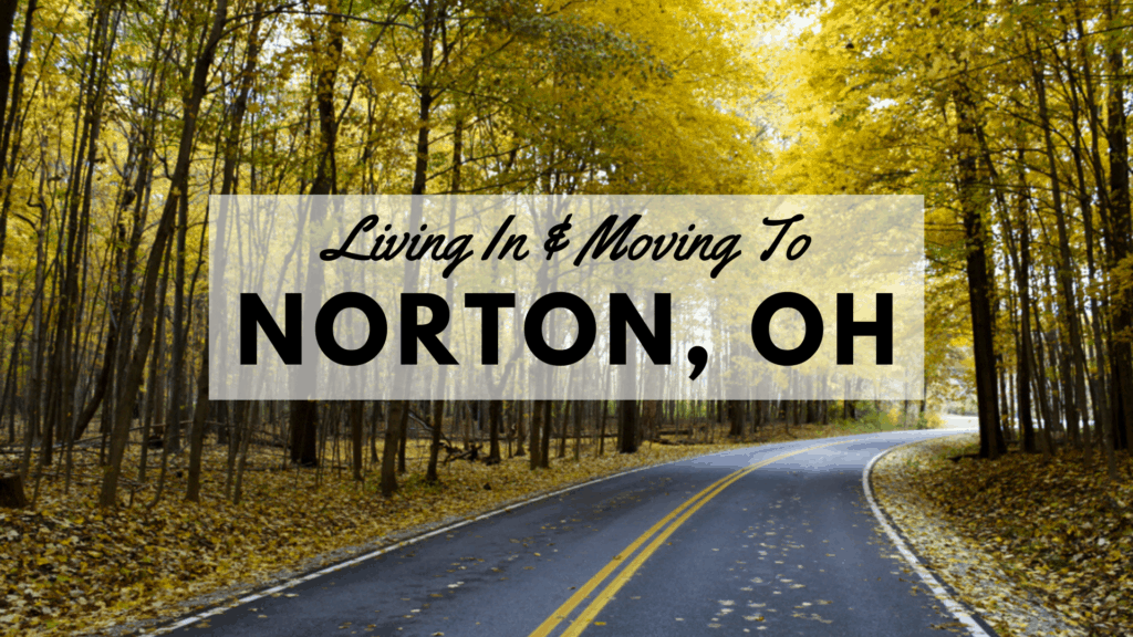 Living in & Moving to Norton, OH